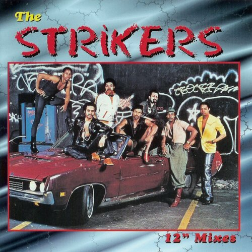 STRIKERS - Greatest Hits (12 Inch Mixes) - CD