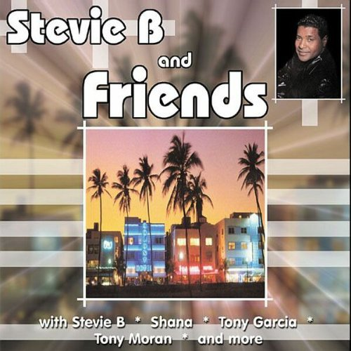 VARIOUS - Stevie B And Friends - CD