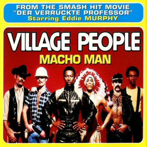 Village People - Macho Man (german Import)