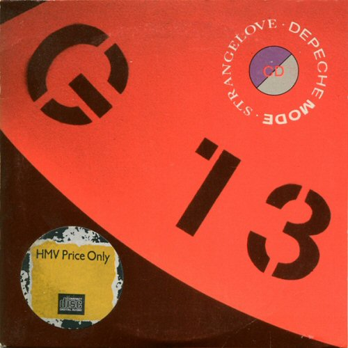 Depeche Mode - Strangelove Record