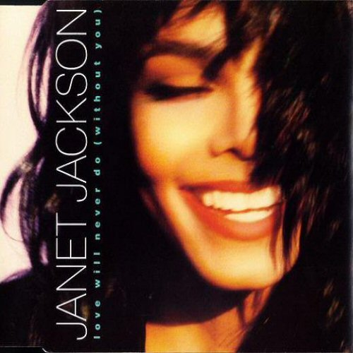 JANET JACKSON - Love Will Never Do (Without You) - CD single
