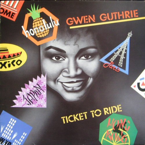 Guthrie,Gwen Ticket To Ride CD