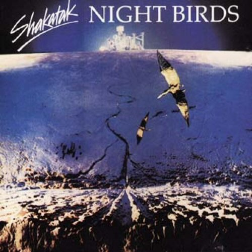 Shakatak Night+Birds CD