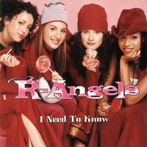 R-ANGELS - I Need To Know - CD single