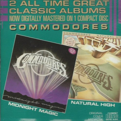 Natural High / Midnight Magic - Commodores
