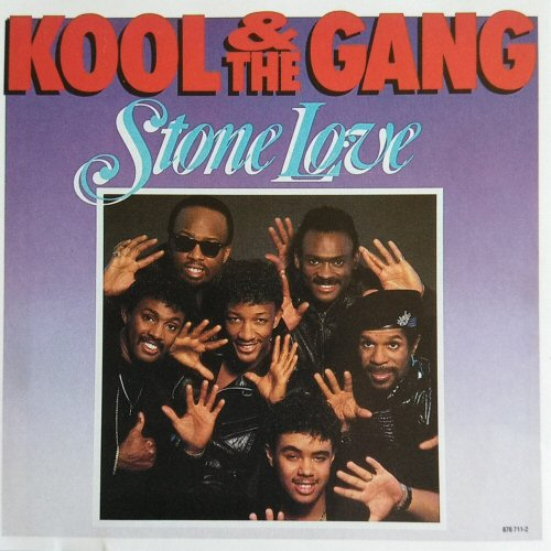 KOOL AND THE GANG - Stone Love (NTSC) - CD Video