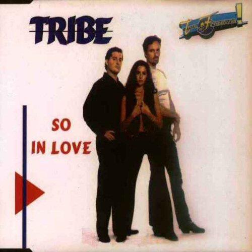 TRIBE - So In Love - CD single