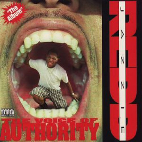JAZZIE REDD - The Voice Of Authority - CD