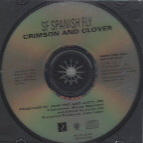 SPANISH FLY - Crimson And Clover - CD single