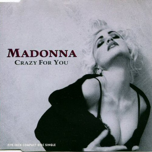 Madonna - Crazy For You / Keep It Together / Into The Groove (german Import)