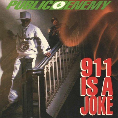 PUBLIC ENEMY - 911 Is A Joke - CD single