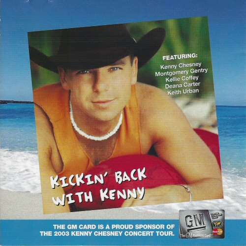 Kickin' Back With Kenny