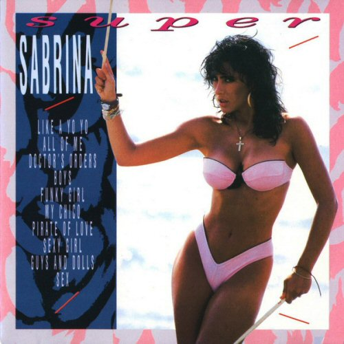 SABRINA - Super Sabrina - CD