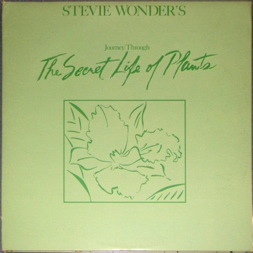 Stevie Wonder - Journey Through The Secret Life Of Plants (2lp)
