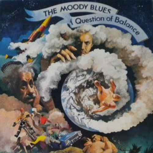 Moody Blues - A Question Of Balance Record