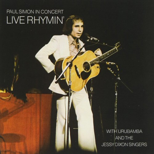 Paul Simon - Live Rhymin' With Urubamba And The Jessy Dixon Singers