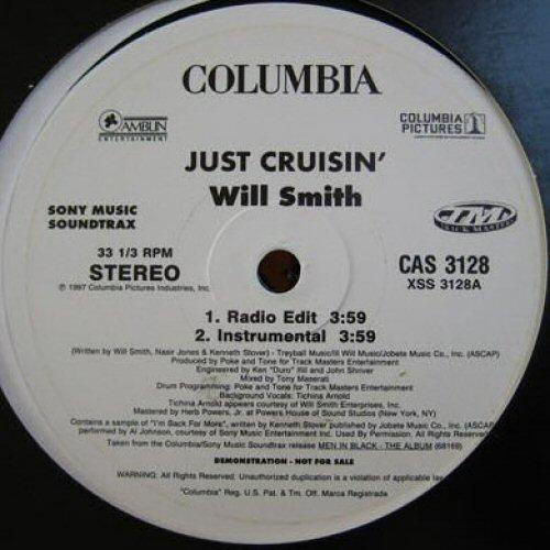 WILL SMITH - Just Cruisin' - 12'' 1枚