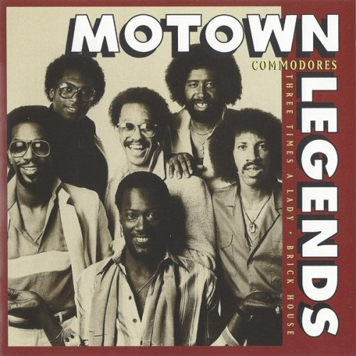 Commodores - Motown Legends