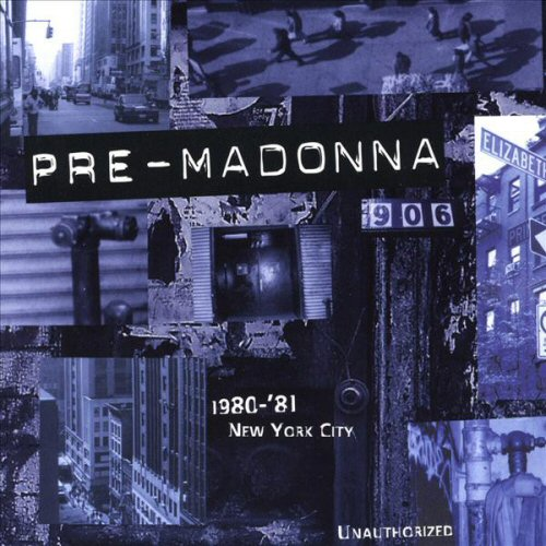 MADONNA - Pre-Madonna - CD