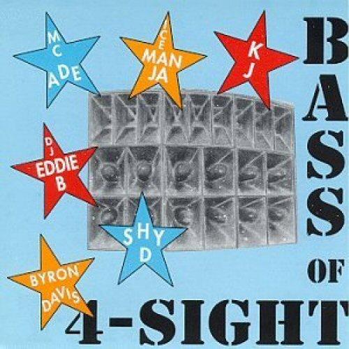 VARIOUS - Bass Of 4-Sight - CD