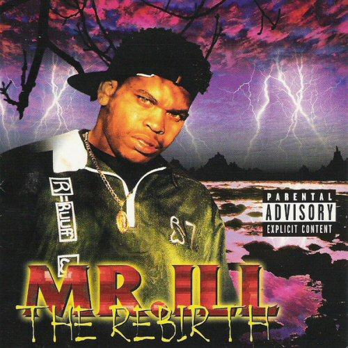 MR. ILL - The Rebirth - CD