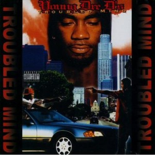 YOUNG DRE D - Troubled Mind - CD