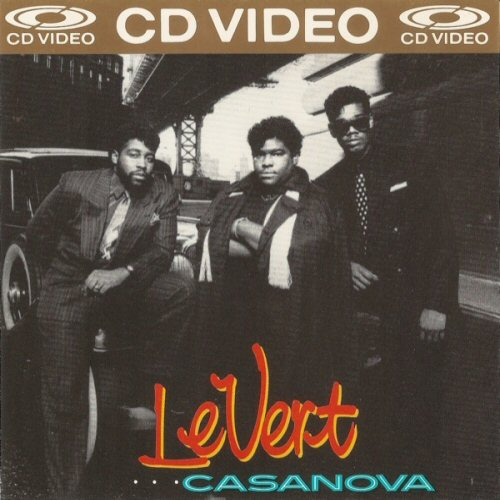 LEVERT - Casanova / Throwdown (NTSC) - CD Video
