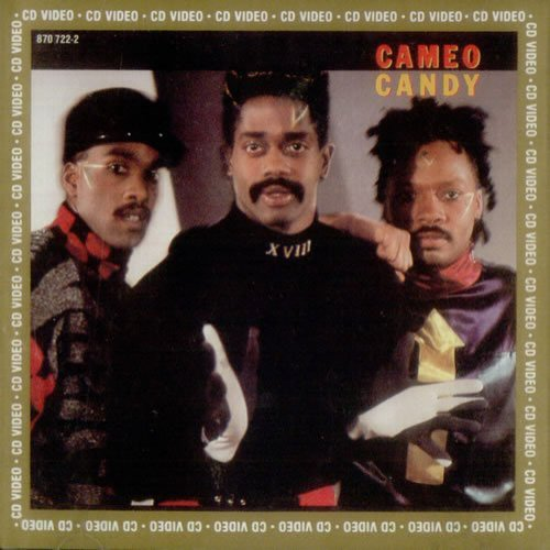 CAMEO - Candy (NTSC) - CD Video