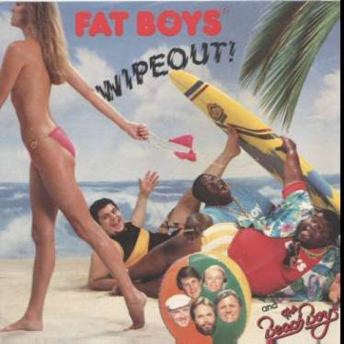 FAT BOYS - Wipeout (NTSC) - CD Video