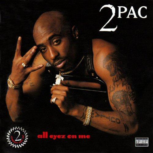 2PAC - All Eyez On Me - CD 2枚