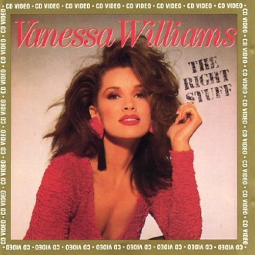 VANESSA WILLIAMS - The Right Stuff (NTSC) - CD Video