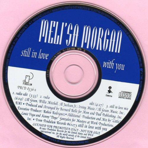 MELI'SA MORGAN - Still In Love With You - CD single