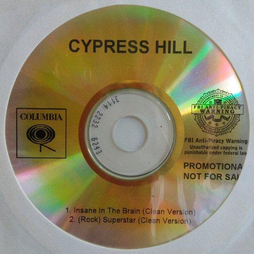 CYPRESS HILL - Insane In The Brain / (Rock) Superstar - CD-ROM