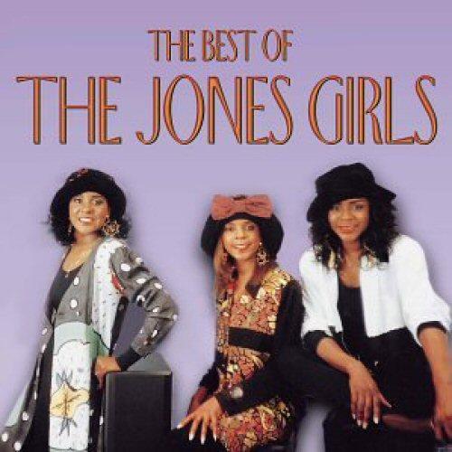 JONES GIRLS - The Best Of The Jones Girls - CD