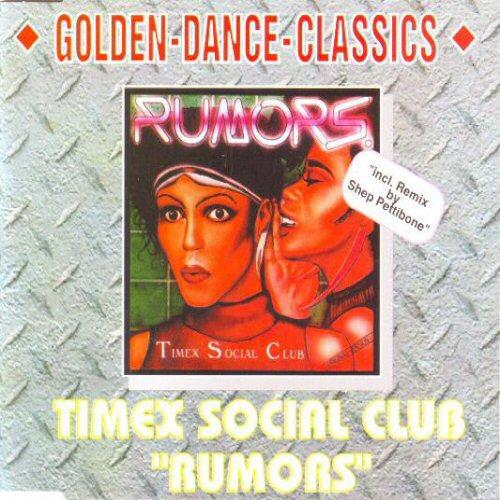 TIMEX SOCIAL CLUB - Rumors - CD single