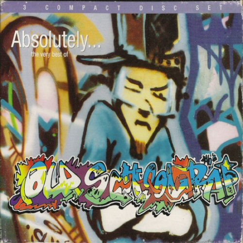 VARIOUS - Absolutely: The Very Best Of Old School Rap - Coffret CD