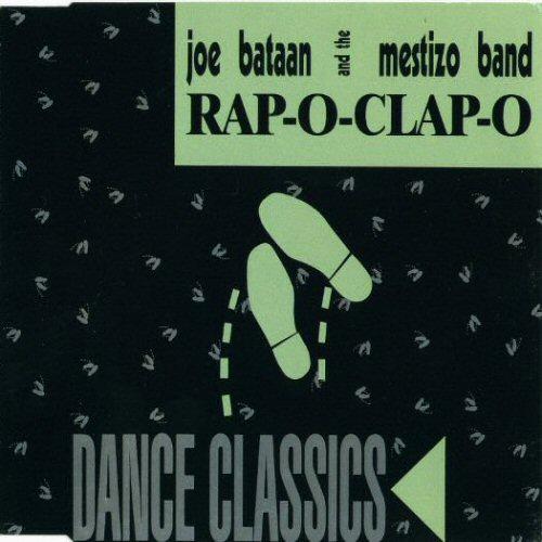 JOE BATAAN AND THE MESTIZO BAND - Rap-O-Clap-O - CD single