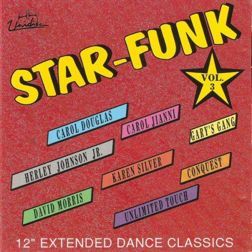 VARIOUS - Star-Funk Vol. 3 - CD