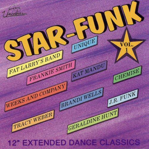 VARIOUS - Star-Funk Vol. 1 - CD