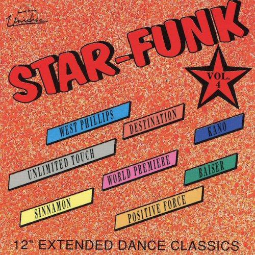 VARIOUS - Star-Funk Vol. 4 - CD