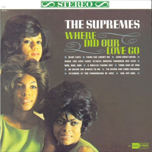 Where Did Our Love Go - Supremes