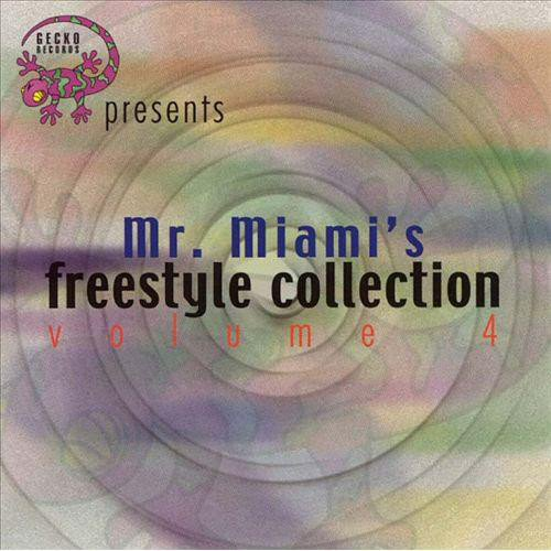 VARIOUS - Gecko Records Presents Mr. Miami's Freestyle Collection Vol. 4 - CD