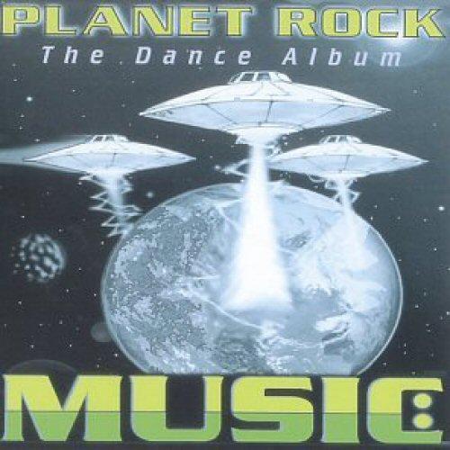 AFRIKA BAMBAATAA - Planet Rock: The Dance Album - CD