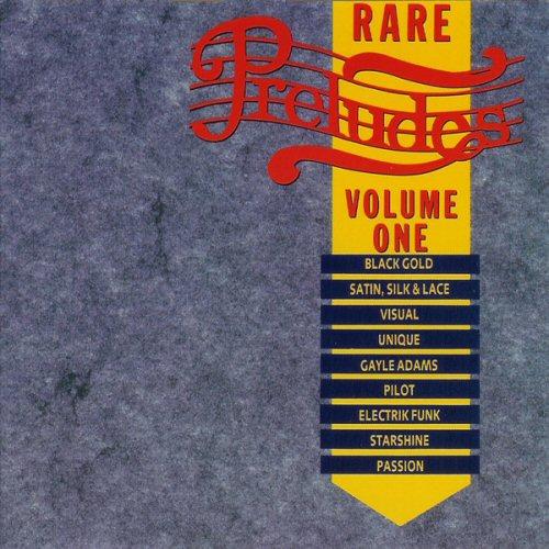 VARIOUS - Rare Preludes Volume 1 - CD