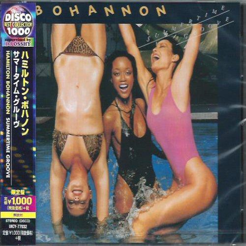 HAMILTON BOHANNON - Summertime Groove - CD