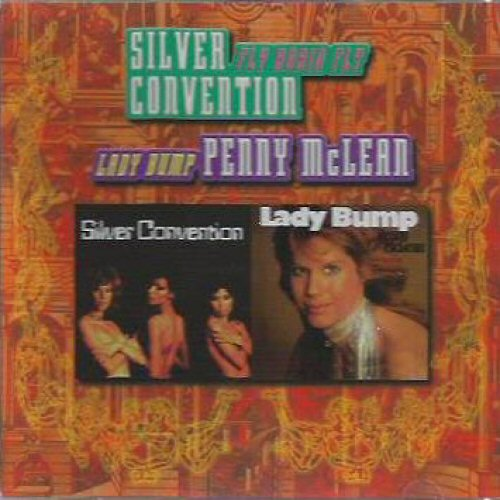 SILVER CONVENTION / PENNY MCLEAN - Fly Robin Fly / Lady Bump - CD single