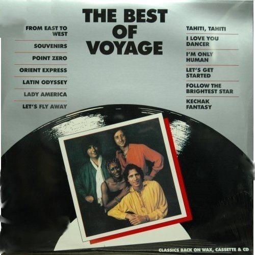 VOYAGE - Best Of Voyage: Souvenirs - CD