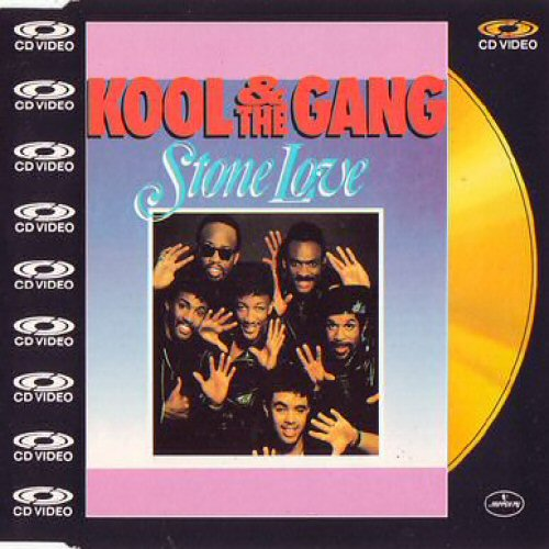 KOOL AND THE GANG - Stone Love (PAL) - CD Video