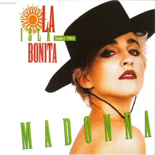 Madonna - La Isla Bonita: Super Mix Album