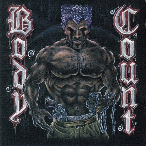 Body Count - Body Count (rare Japan Release With Cop Killer)